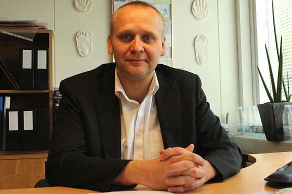 I Skolelederforeningen mener de, det er problematisk, at Danmarks næststørste by siden 2008 dybest set ikke har snakket om, hvad man stiller op med skole-IT. Det konkluderer formanden, Stefan Møller Christiansen på vegne af ÅSF.